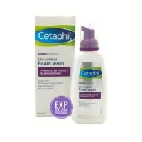 Promo Cetaphil Dermacontrol Oil Control Foam Wash - Sabun Wajah