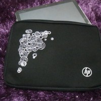 softcase laptop/tab HP 10 inch