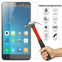 TEMPERED GLASS XIAOMI REDMI NOTE 2 ANTI GORES KACA SCREEN GUARD