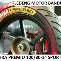 Premio 100/80-14 Sportivo Ban Tubeless Aspira Duo Massimo Motor Matic