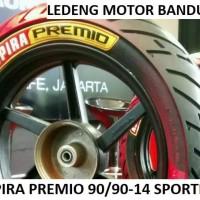 Premio 90/90-14 Sportivo Ban Tubeless Aspira Duo Massimo Motor Matic
