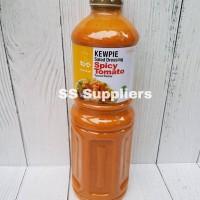 Kewpie Salad Dressing Spicy Tomato 1 LT, Best Seller!