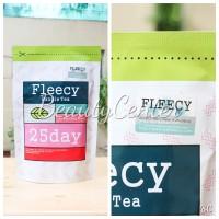 Fleecy Bangle Tea / 25 tea bag / Teh Pelangsing / Original 100