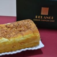 Bolu CHEESE CHIFFON CAKE Khas Semarang