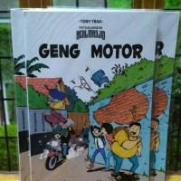 Komik Islami - GENG MOTOR Petualangan Real Masjid - Best Seller