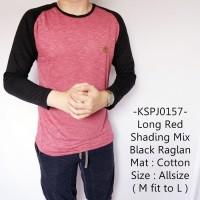 Sweater Polos / Sweater Rajut / Swater Pria Korea / Jaket Swater Red