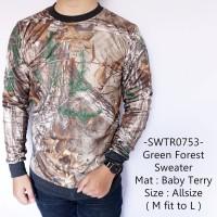 Sweater Polos / Sweater Rajut / Swater Pria Korea / Jaket Swater Army