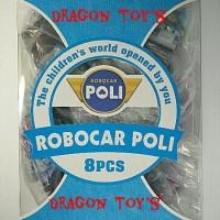 BLIND BAG ROBOCAR POLI ISI 8PCS