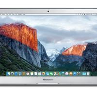 Laptop Baru MacBook Air 13.3 (2017) - BARU SEGEL BNIB - RESMI Elegan