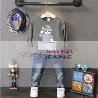 setelan jeans import anak/ setalan import anak/ setalan anak 1-7th
