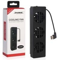 Nintendo switch console cooling fan dobe original stand (kipas switch)