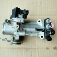 throttle body Beat POP . original .fuel injector .injektor karburator