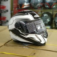 Helm Zeus ZS811 / Z811 AL16 Black White