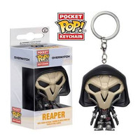 Original Funko Pocket Pop keychain Overwatch - Reaper
