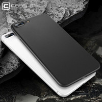 CAFELE Ultra Thin Case - Case iPhone 7 Plus iPhone 7 8 8 Plus FREE TG