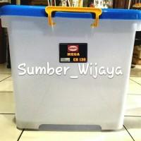 jual box container plastik serbaguna shinpo - mega cb 130 limited
