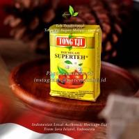 Teh Indonesia - Tong Tji SUPER 10gr Melati Indonesian Jasmine Tea 1pcs