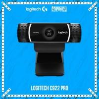 Logitech C922 Pro Stream HD Webcam