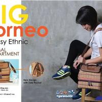 Cooler Bag Gabag Big Borneo / Coolerbag Gabag Big Borneo/Tas Asi Gabag