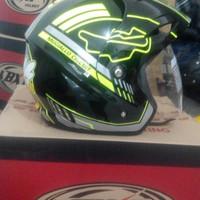 Helm Bermotor BXP SNI