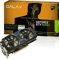 VGA Galax GTX 1050Ti 4GB.