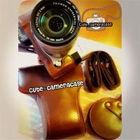 Camera case /Tas Kamera/ Removable battery case FUJIFILM XA3 XA10