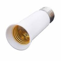 Pemanjang / Sambungan Fitting Sambung Lampu Extension Downlight 95 mm
