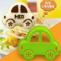 Terbaru CAR Sandwich Mold bread mold sandwich maker!