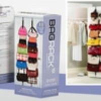 Promo! BAG RACK ORGANIZER