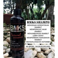 BMKS (BLACK MAGIC KEMIRI SHAMPO)