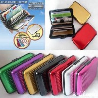 Super Sale! Card Caddy DOMPET ANTI AIR - KARTU KREDIT-wallet Terbatas!