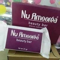 PROMO..Sabun Pembersih Wajah & Kulit Nu Amoorea 1 Bar 25 Gram