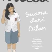 BUKU Milea: Suara Dari Dilan - Pidi Baiq Best Seller Film