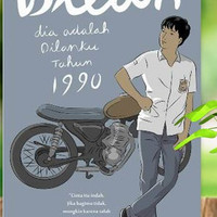 Novel DILAN 1990 ORIGINAL