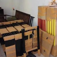 120 x 40 x 40 meja lesehan, makanan sunda, saung, gazebo, rumah makan.