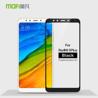 TEMPERED GLASS WARNA FULL XIAOMI REDMI 5 PLUS ANTI GORES KACA REDMI 5+