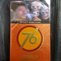 Djarum 76 isi 12 batang (10 bungkus)/slop