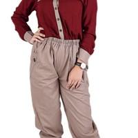 Catenzo Dress / Kemeja Casual Wanita Berkualitas -  Catenzo DC 030