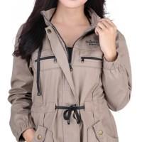 Catenzo Jaket / Sweater / Hoodies Kasual Wanita - Catenzo SE 053