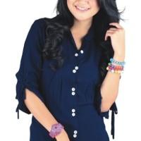 Catenzo Atasan Casual Wanita Original Bandung - Catenzo DC 010