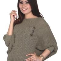 Catenzo Baju Knit Wanita Berkualitas -  Catenzo ZM 080