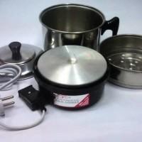 Multi Cooker Maspion MEC-2750 / Panci Listrik Besar 400 W