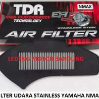TDR Filter Udara Nmax Stainless Saringan Racing Sekelas Ferrox N Max