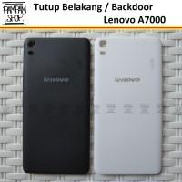 Tutup Belakang Baterai Casing Backdoor Back Door Lenovo A7000 A 7000