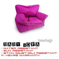 Baby Sofa Beanbag Kursi Sofa Santai Berkualitas Anak Nyaman Unik Lucu