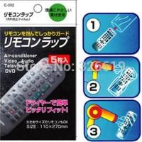 Plastik Pembungkus Remote Heat Shrink Film Cover Protector