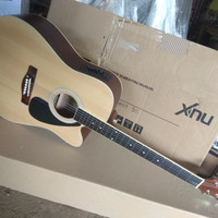 Gitar Cort Jumbo akustik elektrik Eq7545r
