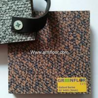 Lantai vinyl tile motif karpet banyak pilihan warna