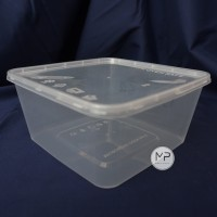 [GROSIR] Thinwall / Food Container / Kotak Makan 1500ml KOTAK 1DUS
