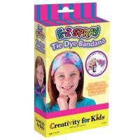 E - Z Spray Tie Dye bandana